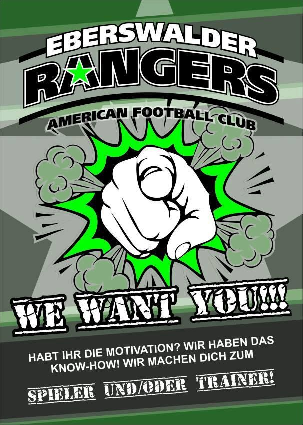rangers wanted